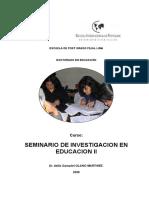 MODULO DOCTORADO SEMIN INV II 2008 8.doc