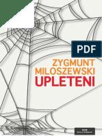 Zygmunt Miloszewski Upleteni DEO