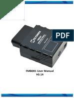 FMB001 User Manual v0.14