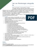 ORTO - resumo das avaliações e testes.docx