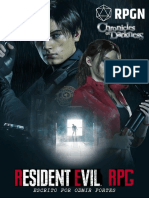 Resident Evil Para Mundo Das Trevas Revisado