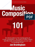 Music Composition 101 (Art of C - Jon Brantingham