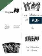 Los Misterios de Eleusis PDF