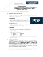 TDR - Letrinas Putaca