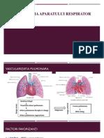 1 Fmam Semiologie Aparatul Respirator