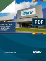 Capacitación General Proyecto Uruguay