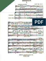 Suk, Joseph - Serenata Per a Cordes (Serenade for Strings)
