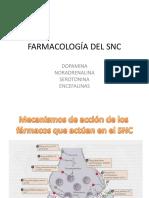 Farmacología SNC