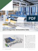 Articulo Solucion Modelica Para El Mayorista Farmaceutico Salus