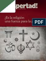 ¿Es la Religión una Fuerza para la Paz?