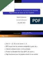 Algo Sur Les Graphes (Bases)