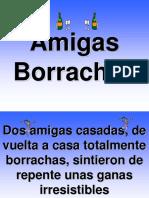 AMIGAS BORRACHAS.pps