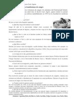 Entrevista Ficticia Al Doctor Luis Agote