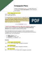 Aula Preparatória 1- Conjugação Plana (1)