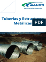 Tuberias Metálicas Amanco