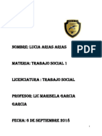 Funciones y Roles Del Trabajo Social