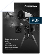 Celestron Evolution Manual Español