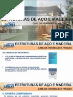 Aço e Madeira - 04 - Barras Comprimidas