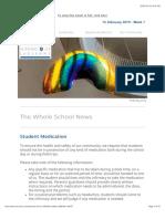 International School of Lausanne Switzerland Gay Pride