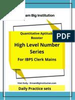 Top Number Series Practice Set (DreamBigInstitution)_2
