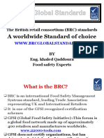 BRC Training Courses