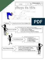 Les Bases Du Pliage Prof11