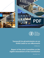 Report of the Joint Committee on the Eighth Amendment Web Version