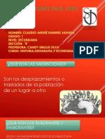 Trabajo Ultimo de Historia,Geografia y Economia