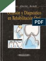Oclusion y Diagnostico en Rehabilitacion oral