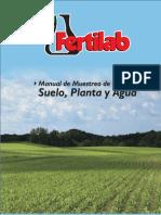 Manual de muestreo de suelos, Fertilab (1).pdf