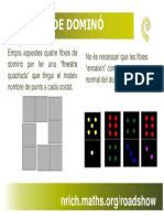 4 fitxes dominó