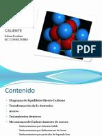 Curso de Laminación Inca Capitulo 3 Metalurgia Física en La Laminacion en Caliente