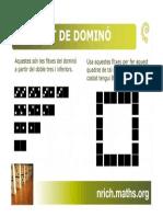 quadrat de dominó