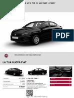 FIAT Tipo-4-Porte Pop 57D47720