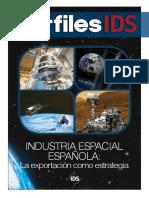 Perfilesids Industria Espacial Española La Exportacion Como Estrategia