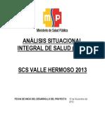 Diagnóstico Situacional Scs Valle Hermoso Final 2013