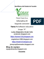 Tarea 1 Semestre 2 Software Educativo