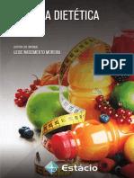 Livro Proprietário Técnica Dietética