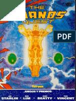 The Thanos Quest - LIBRO II - Juegos y Premios