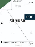 Fixed Wing Flight FM1-50(1973)