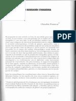 FONSECA La clase social y su recusación etnográfica copia.pdf
