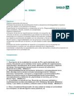 PRÁCTICA SOLIDARIA - SEM261