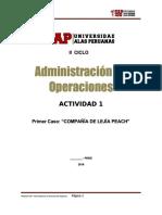 Caso 1 Compañia de Lejia Peachdocx (1)