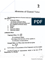 Advanced Practical Statistics by Gupta Chapter 2