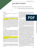 0. Hepatic Thrombopoietin MRNA is Increased in Acute Inflammation