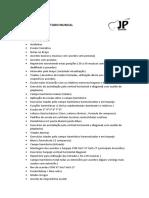 Cronograma de estudo JPOliveira