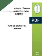 Plan Bienestar Laboral Documento