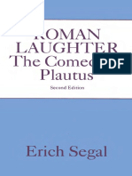 Erich Segal - Roman Laughter_ the Comedy of Plautus (1987)