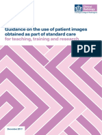Bfcr177 Use of Pateint Images