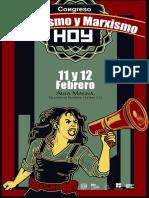 Programa Feminismo y Marxismo